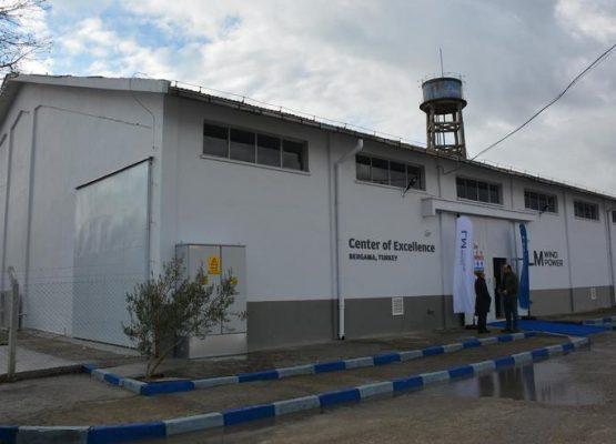 Bergama'daki Eski Tekstil Fabrikası Eğitim Merkezi Oldu